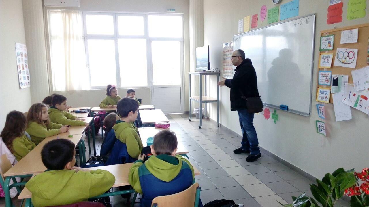 Πρώτες βοήθειες και ασφάλεια στο σχολείο