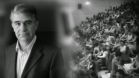 Ο καθηγητής Γιώργος Κοντογιώργης στο Hea