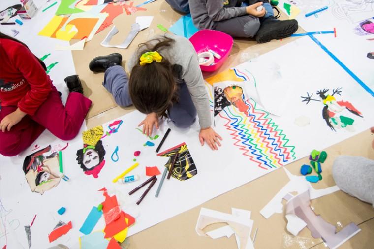 Τριβιζάς: «Μόνο αν διατηρήσουμε τον καλλιτέχνη μέσα στο παιδί, έχουμε ελπίδα»