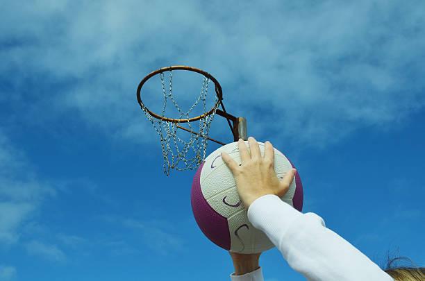 Παίζοντας Netball...