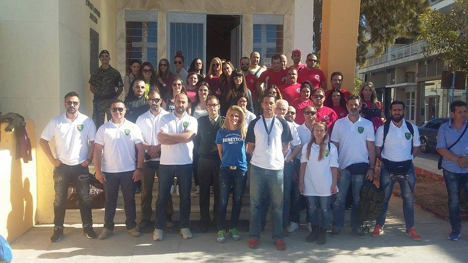Συμμετοχή εκπαιδευτικών στο Σεμινάριο Πρώτων Βοηθειών του Συλλόγου Εφέδρων Πελοποννήσου