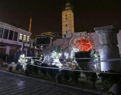 Πρωτοχρονιά στη Δαμασκό!